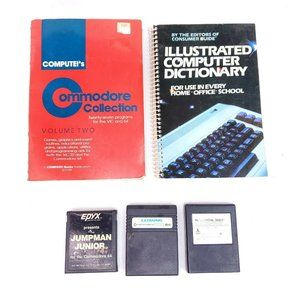 Compute's Commodore Collection Volume Two Lot